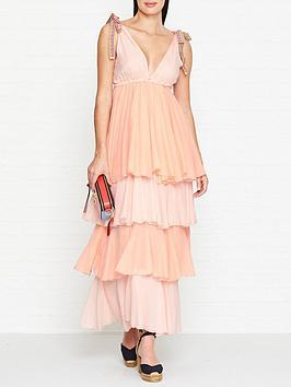 pitusa-alma-tiered-maxi-dress-pinkpeach