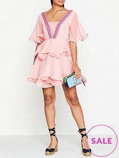 pitusa-tallulahnbspshort-tiered-dress-pink