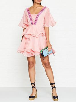 pitusa-tallulahnbspshort-tiered-dress-pink