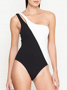 seafolly-your-type-jacquard-logo-colour-block-swimsuit-blackwhite