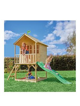 tp-hill-top-wooden-tower-playhouse-with-slide
