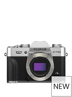 fujifilm-fujifilm-x-t30-camera-body-only-261mp-30lcd-silver