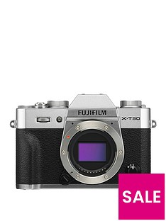 fujifilm-x-t30-body-only-silver