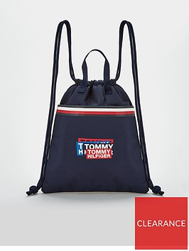 tommy-hilfiger-childrens-sticker-drawstring-bag