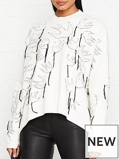 mcq-alexander-mcqueen-knitted-swallow-jumper-ivory