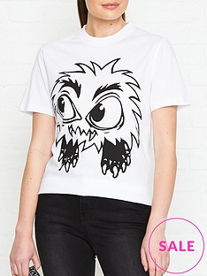 mcq-alexander-mcqueen-monster-band-t-shirt-white
