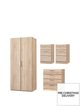 waterford-4-piece-part-assembled-package-2-door-wardrobe-4-drawer-chest-and-2-bedside-chests