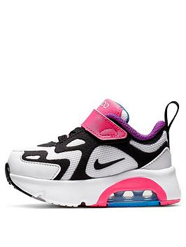 nike-air-max-200-infant-trainers-whitepinkblue