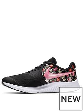 nike-childrens-star-runner-2-vintage-floral-trainers-blackpink