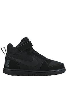 nike-court-borough-mid-junior-trainers-black