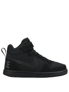 nike-court-borough-mid-junior-trainers-black