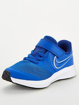 nike-childrens-star-runner-2-trainers-bluesilver