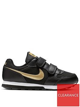 nike-junior-md-runner-2-vtb-trainers-blackgold