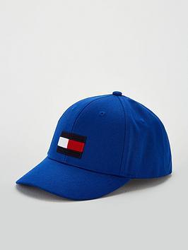 tommy-hilfiger-boys-large-flag-cap-blue