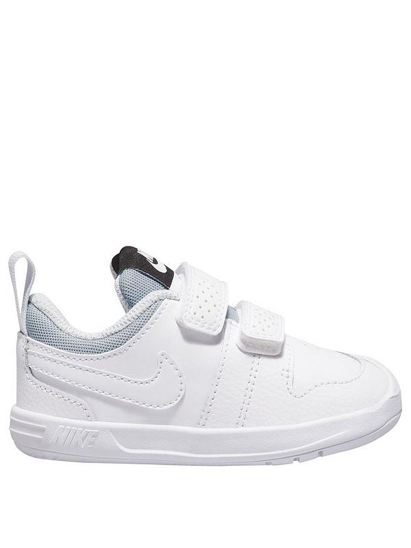 confesar Aprobación Guia  Nike Pico 5 Infant Trainers - White/White | very.co.uk