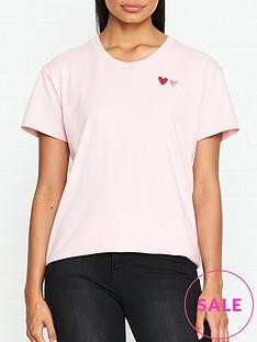 lulu-guinness-macie-heart-patch-t-shirt-pink