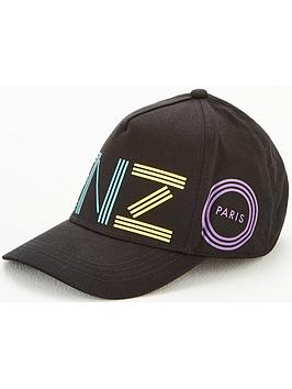 kenzo-girls-logo-cap