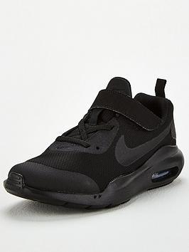 nike-air-max-oketo-childrens-trainers-black