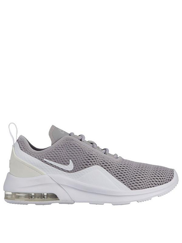 Air Max Motion 2 Junior Trainers GreyWhite