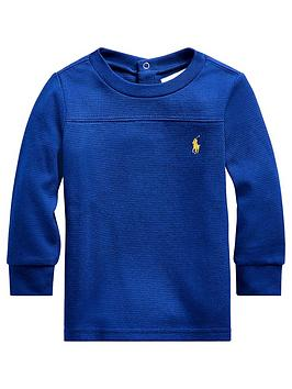 ralph-lauren-baby-boys-long-sleeve-waffle-t-shirt-royal-blue