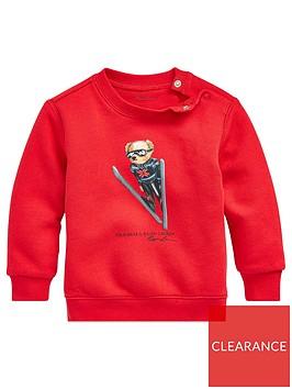 ralph-lauren-baby-boys-skiing-bear-sweat-red