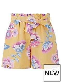 monsoon-seraphine-linen-blend-shorts-yellow