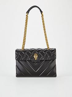 kurt-geiger-london-leather-kensington-shouldernbspbag-black