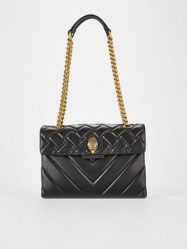 kurt-geiger-london-leather-kensington-shouldernbspbag-black