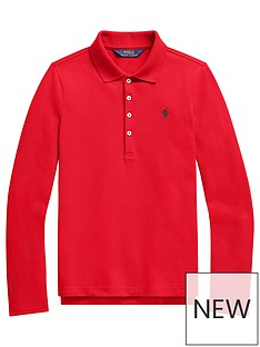 ralph-lauren-girls-classic-long-sleeve-polo-shirt-red