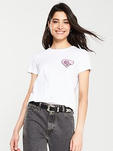 v-by-very-love-more-badge-tee-white
