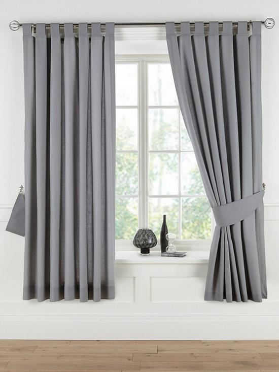 blackout uk online love tab curtains of co buy top wayfair ll you curtain home decor set