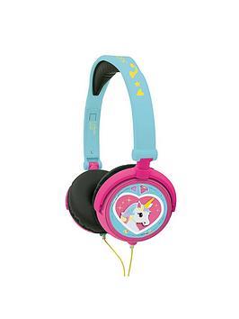 lexibook-unicorn-stereo-headphones