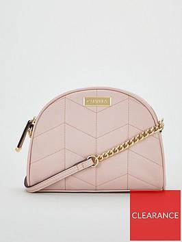 carvela-felicity-dome-bag-pale-pink