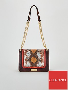 carvela-flo-multi-snake-xbody-bag-brown