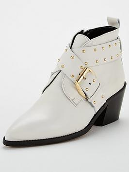 kurt-geiger-london-denzell-ankle-boots-white