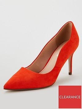 miss-kg-corinthia-scalloped-court-shoes-orange