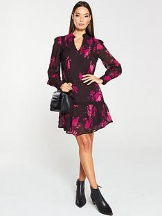 v-by-very-lace-trim-tunic-dress-floral