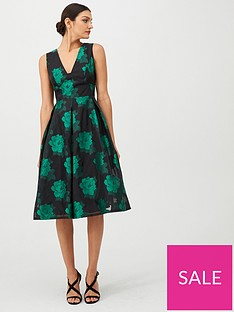 v-by-very-organza-floral-prom-dress-black