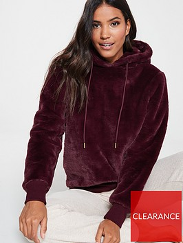 v-by-very-faux-fur-cosy-lounge-hoodie-plum
