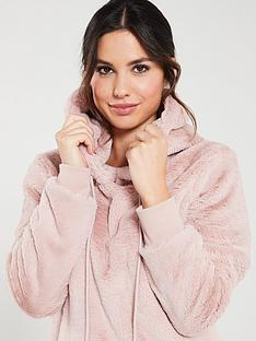 v-by-very-faux-fur-cosy-lounge-hoodie-blush