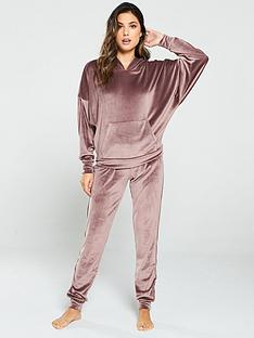 v-by-very-island-fleece-lounge-co-ord-hoodienbsp--mink