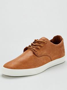 lacoste-esparre-premium-plimsoll-brown