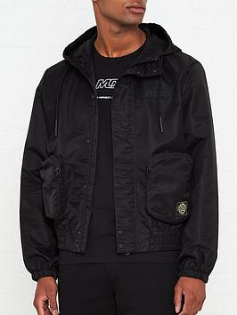 mcq-alexander-mcqueen-rave-blouson-hooded-jacket-black