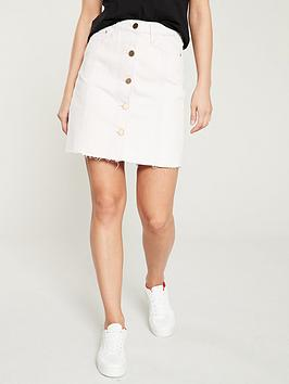 river-island-river-island-button-through-denim-mini-skirt--lilac