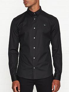 mcq-alexander-mcqueen-curtis-shirt-with-swallow-logo-black