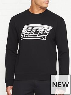 mcq-alexander-mcqueen-logo-crew-neck-sweatshirt-black