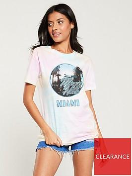 river-island-river-island-tie-dye-miami-print-tie-front-t-shirt--pink