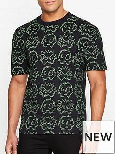 mcq-alexander-mcqueen-all-over-neon-monster-print-t-shirt-black