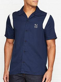nudie-jeans-jack-short-sleeve-bowling-shirt-navy