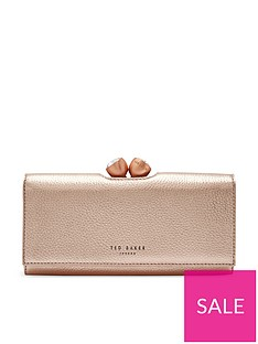 9f7870e039b Ted Baker Josiey Pave Bobble Matinee Purse - Gold